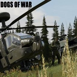 Dogs of War by Potatomasher