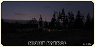 Night Patrol by W0lle